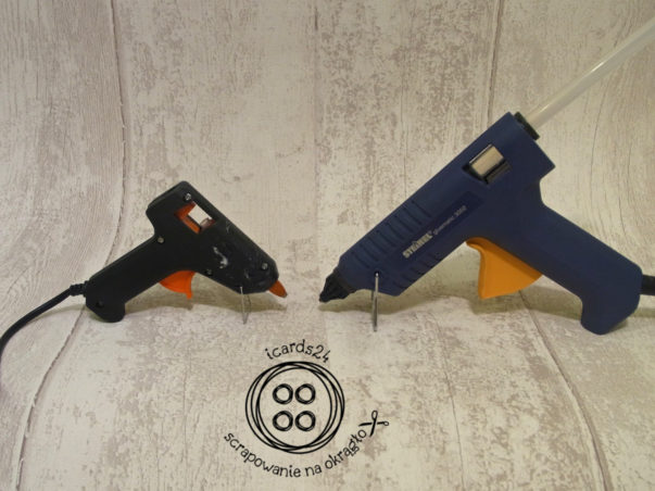 porównanie pistoletów klejowych