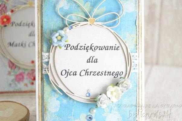 Podziękowanie dla Ojca Chrzestnego