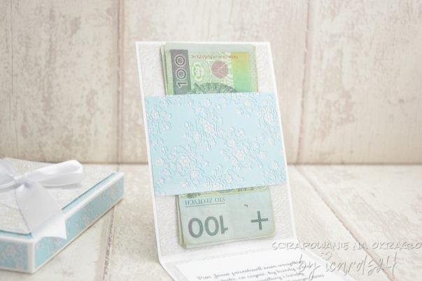 kieszonka na pieniądze