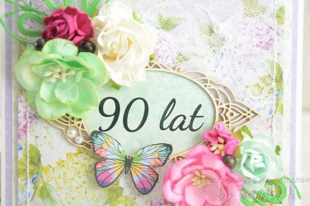 90 urodziny Babci