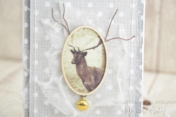 Kartka z okazji Bożego Narodzenia
