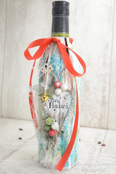 opakowanie na butelkę