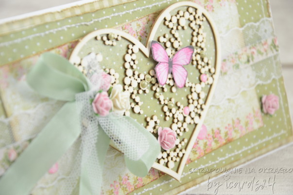 kartka z sercem egoCraft