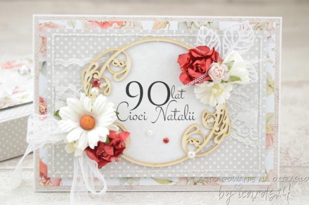 pamiątka z okazji 90 Urodzin