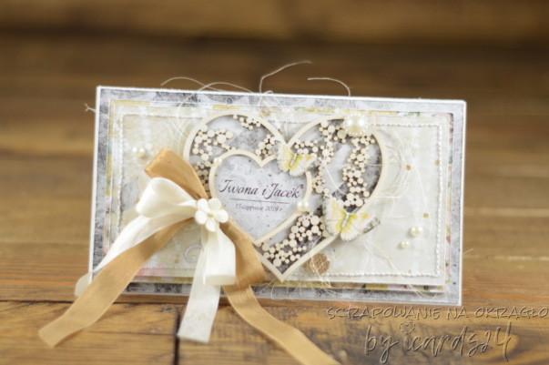 ślubna kartka