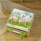 Pudełko dla miłośnika gór
