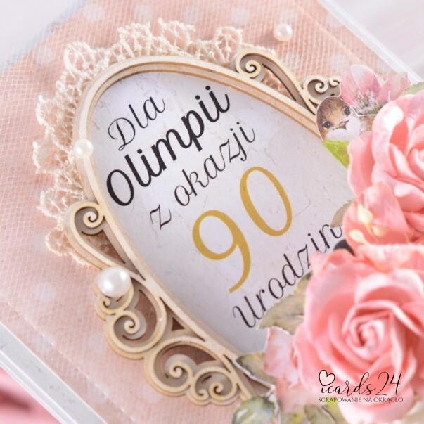 pamiątka z okazji 90. urodzin