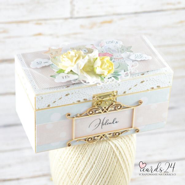Pudełko dla dziadków