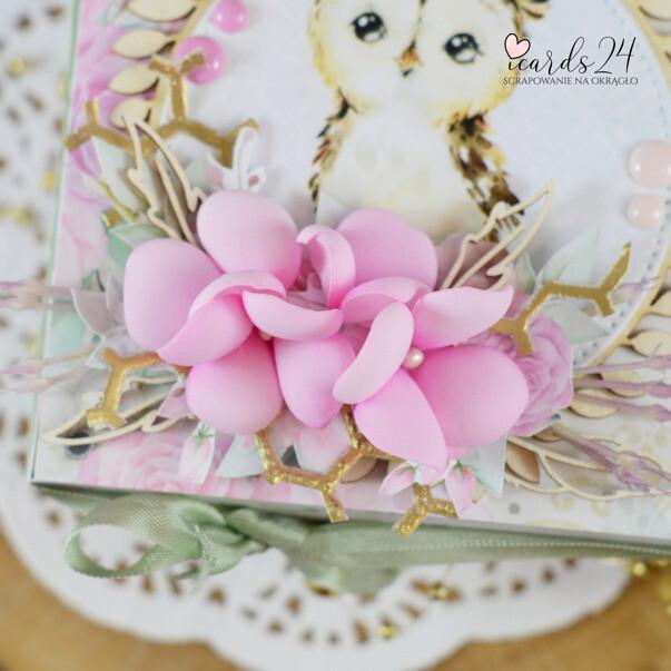 kwiaty z foamiranu maluszki fiori